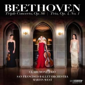 Beethoven Triple Concerto CD