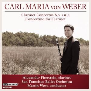 CD Carl Maria von Weber