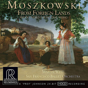 Moszkowski From Forein Lands