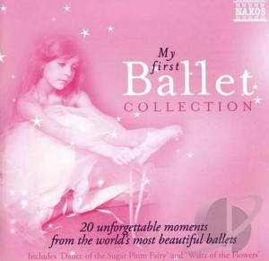 My First Ballet Collection CD