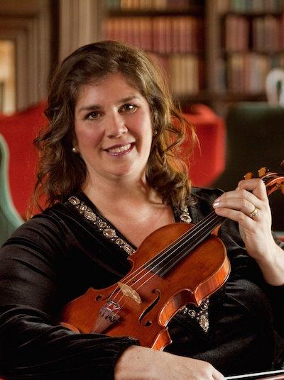 Robin Hansen, Violinist