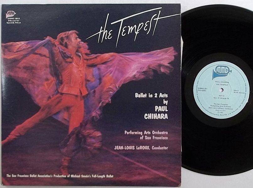 The Tempest LP