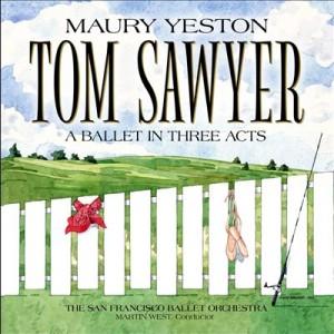 Tom Sawyer Maury Yeston