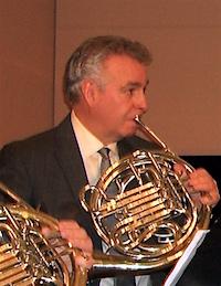 Bill Klingelhoffer, Horn