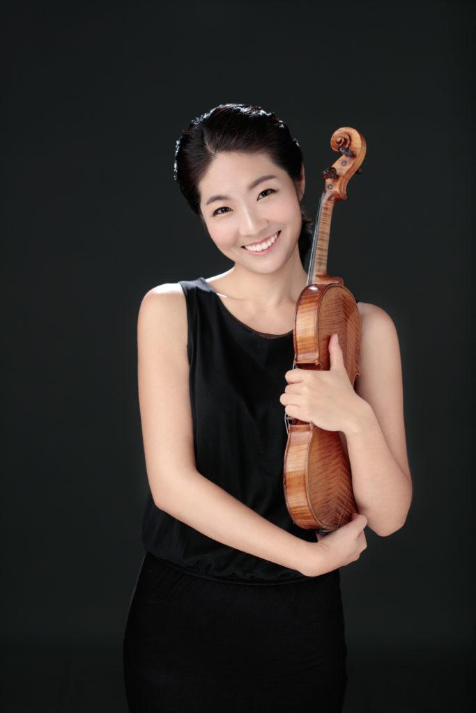 Heeguen Song, Associate Concertmaster | Musicians of the San
